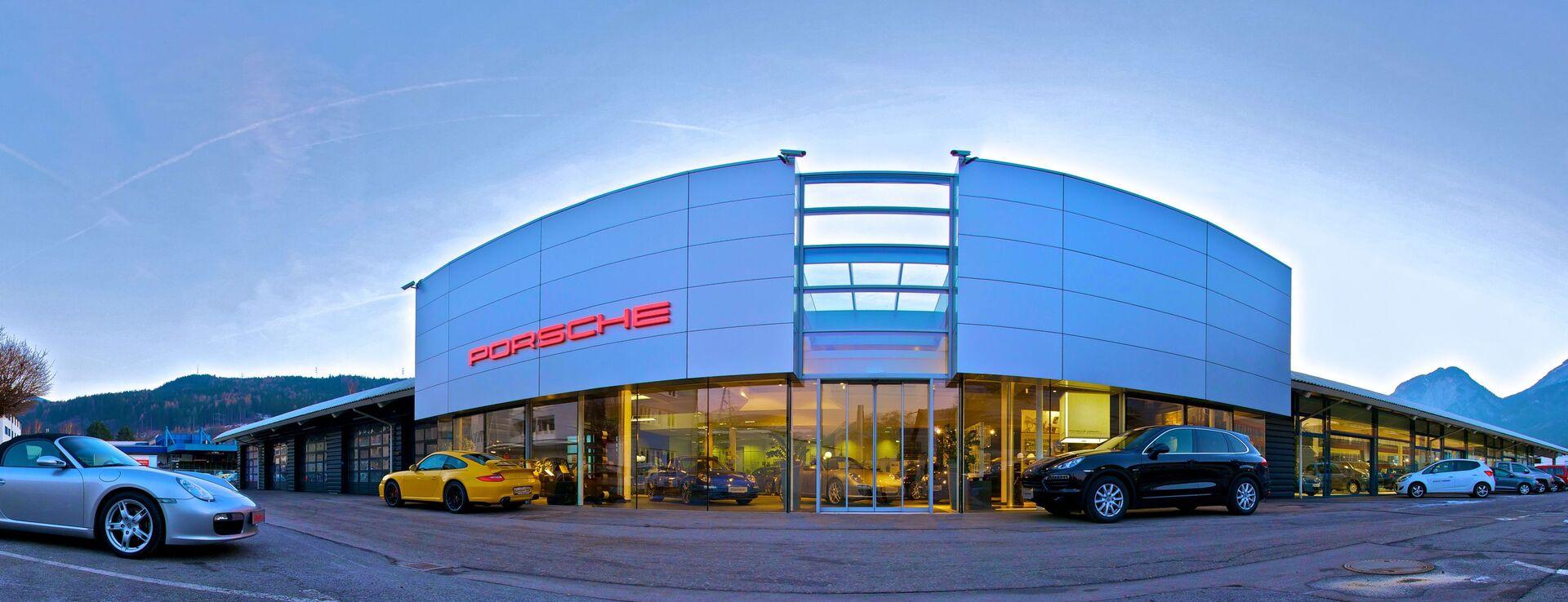 Porsche Innsbruck Mitterweg