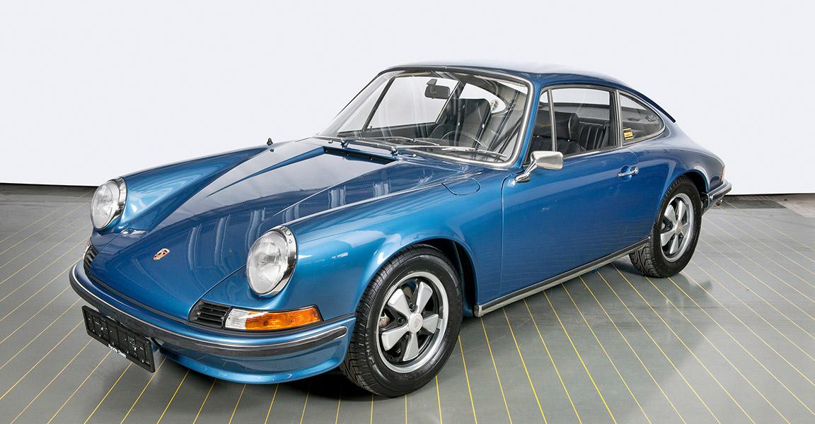 Unfallinstandsetzung Des Porsche 911 E 2 4 Coup 233 Bj 1973