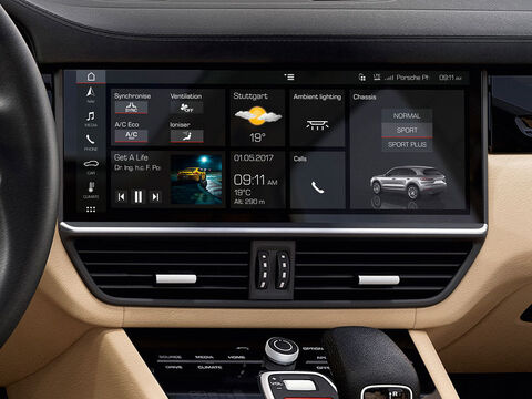 Porsche Cayenne Bose® Surround Sound-System