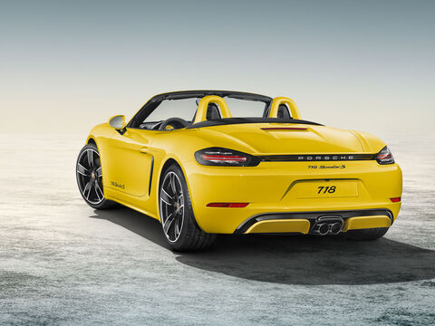 718 Cayman Porsche Exclusive