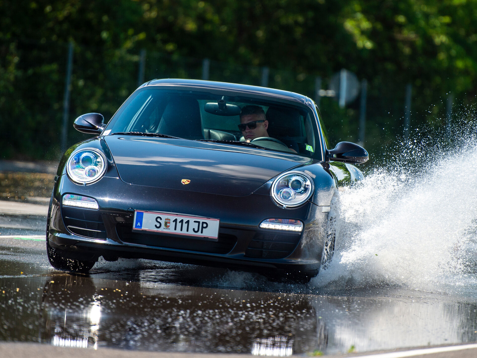 Porsche Afterwork Drift Training
