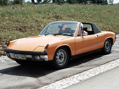 Porsche 914 Modelle Porsche Classic Service